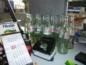 So erkennt man den Schreibtisch eines schwer arbeitenden Menschen