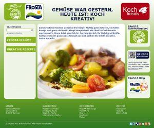 Screenshot unsere Microsite koch-kreativ.de