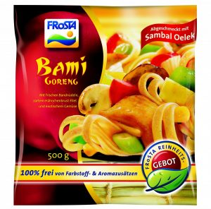 Bami Goreng - bisherige Verpackung