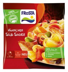 neues Produkt: Hähnchen Süß-Sauer