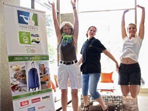 Foodscouting in der Karibik : Das Team