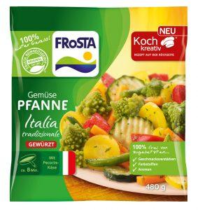 Gemüse Pfanne Italia tradizionale