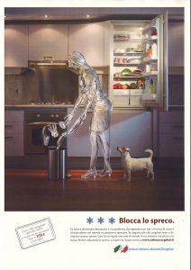Italienische Zeitungskampagne gegen Lebensmittelverschwendung