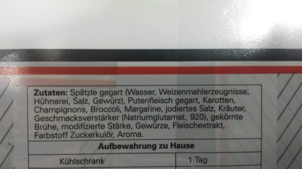"""""""Geschmacksverstärker (Natriumglutamat 920)"""