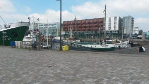 Historischer Fischereihafen