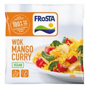 Wok Mango Curry