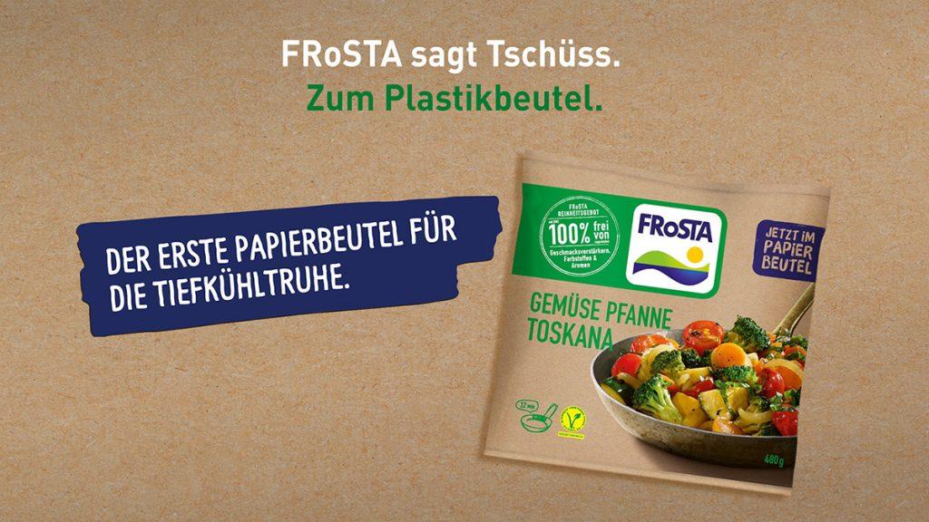 FRoSTA sagt Tschüss!